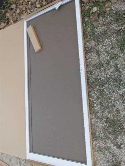wood 3 panel sliding door 9068 resale lots furniture screen doors household more in