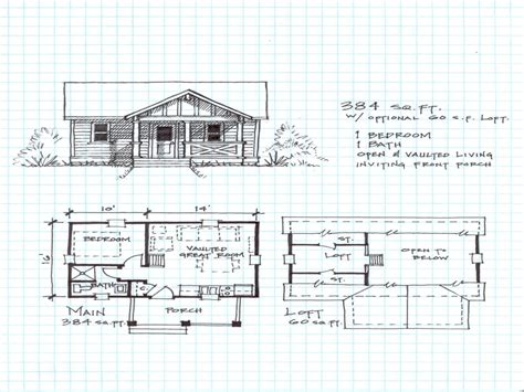 tiny cottage plans hunting cabin plans small cabin plans with loft small