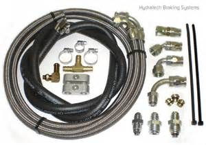 Power Assist Brake System Hydratech Braking Systems Hose Fittings And Adapter