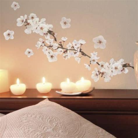 fiori in da letto 50 adesivi murali per la decorazione delle pareti di casa