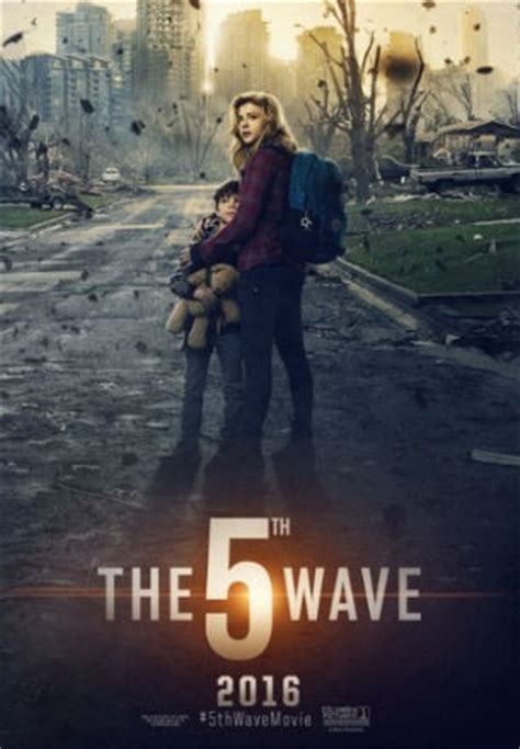 poster de the fifth wave la quinta ola primer vistazo a la quinta ola