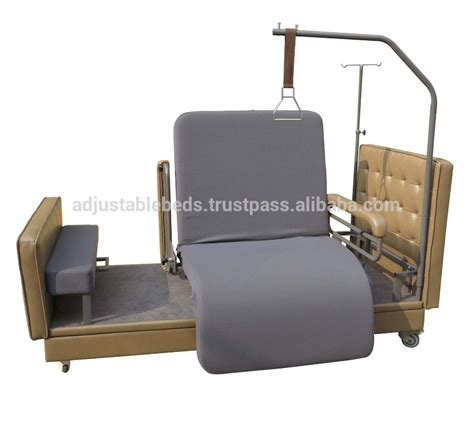 Beds For Home Use by Hospital Chair Type Electric Adjustable Bed For Home Use