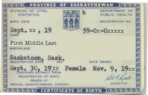 Birth Records Canada Welcome To The Kindersley Saskatchewan Web Project