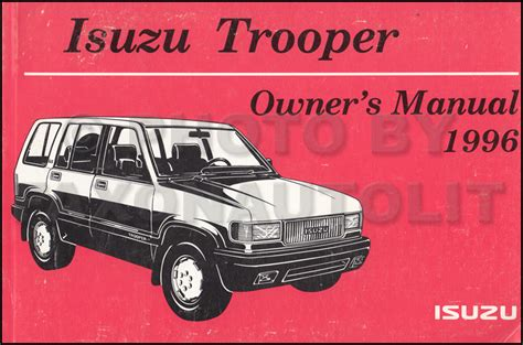 car engine repair manual 1996 isuzu rodeo instrument cluster service manual how to repair top on a 1996 isuzu rodeo engine 100 1999 isuzu amigo owners