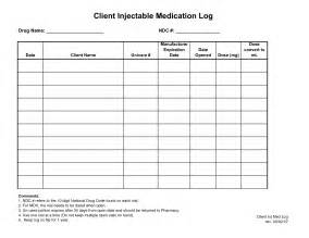 medication signing sheet template 6 best images of sle medication log printable free