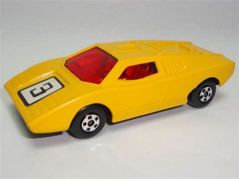 matchbox lamborghini 1969 1973 matchbox lesney carry case superfast collection