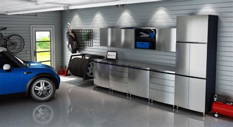 workshop interior layout garage cabinets sears keep the danger away home and