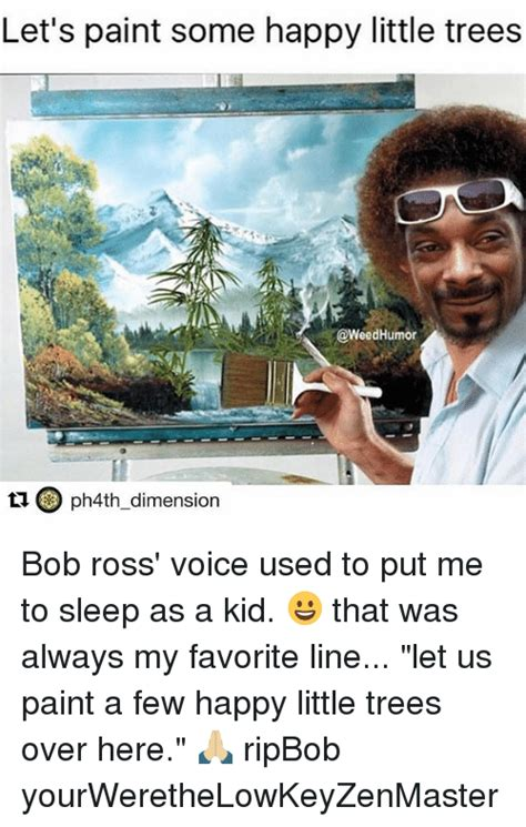 bob ross painting happy clouds 25 best memes about happy trees happy