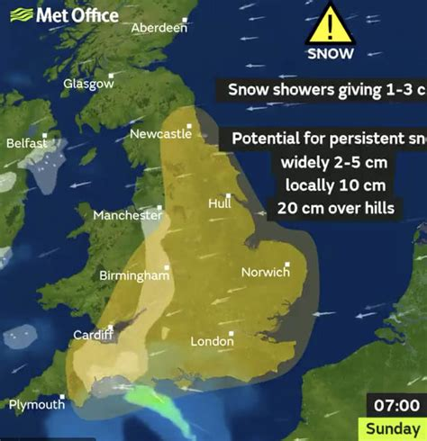 will it snow tomorrow met office weather warning for snow met office weather warnings live updates latest