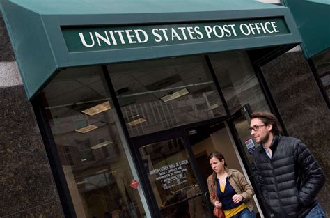Post Office Open Till Midnight by Snail Mail Tax Filers Try Finding A Late Post