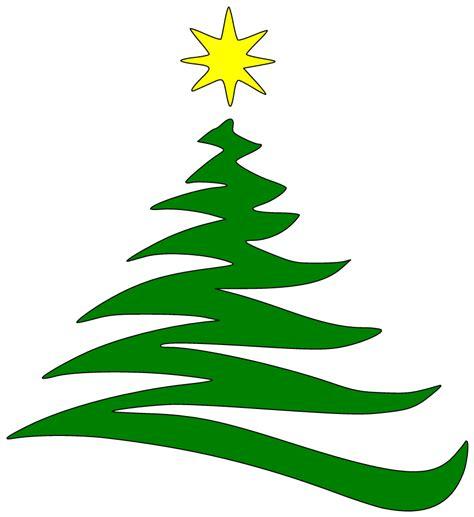 Christmas Tree Outline - Clipartion.com Free Clipart Of Christmas Tree