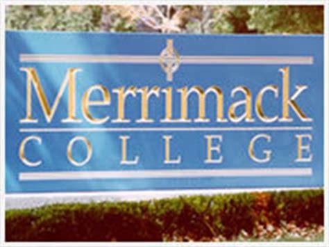 Merrimack College Acceptance Letter College