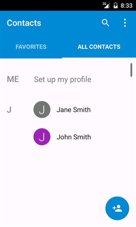 Where Android Store Contacts by True Contacts Android Apps On Play