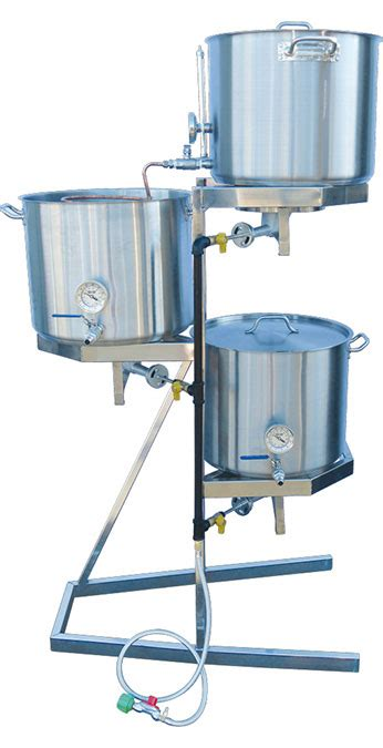 home brewing systems plans morebeer og all grain brewing system morebeer