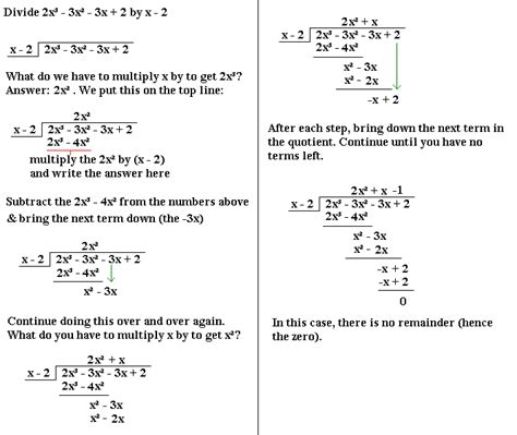 The Remainder Theorem Worksheet by Factor And Remainder Theorem