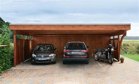 garage carport holz carports und garagen holzland beese unna