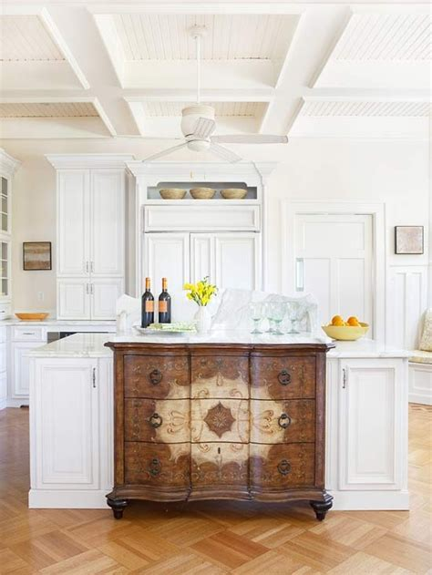 antique kitchens ideas 28 vintage wooden kitchen island designs digsdigs