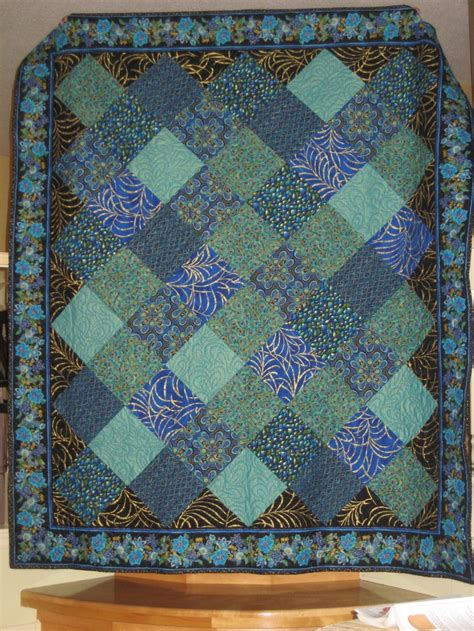 Peacock Quilts by Peacock Fabric Quilt Quilting