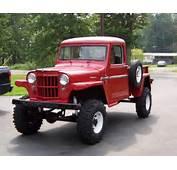 Willys Pickup Photos Reviews News Specs Buy Car