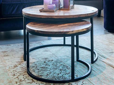 kleine salontafel hout 17 beste idee 235 n over ronde salontafels op pinterest