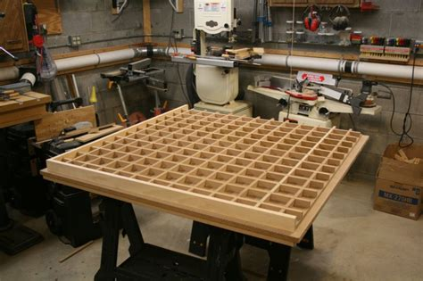 assembly table by lockwatcher lumberjocks