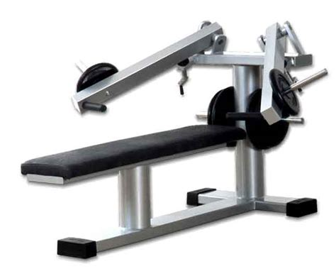 plate loaded bench press plate loaded