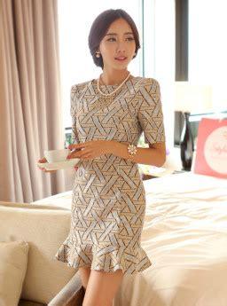 Baju Korea Murah Dress Cantik cantik jual model terbaru murah