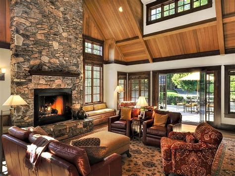 mission style speisesaal all living room lighting ideas interior design