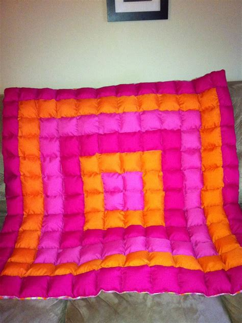 Baby Puff Quilt by 1000 Images About Biscuit Puff Quilts On
