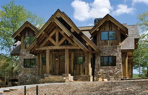 post and beam house plan house plans for small post and beam homes and cottages small mountain living