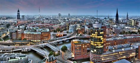 And The City The by States Of Germany Hamburg A In The Bundesrepublik