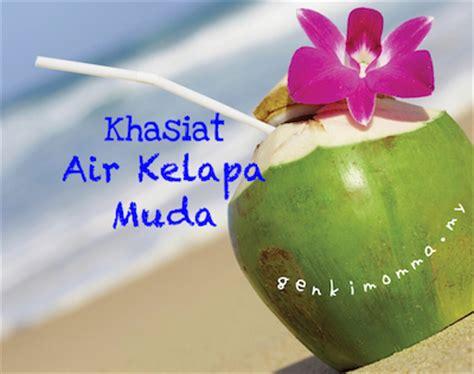 kelapa hijau kasiat dan cara penggunaannya problem kebaikan minum air kelapa archives genkimomma