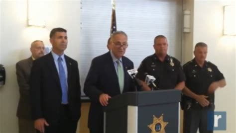 Ulster County Sheriff Arrest Records Schumer Calls Attention To Ulster County S Heroin Problem
