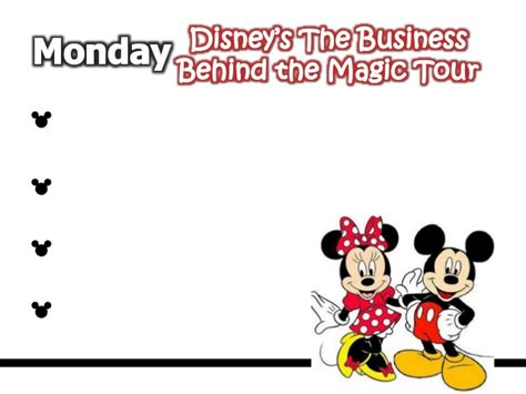 disney templates disney powerpoint template