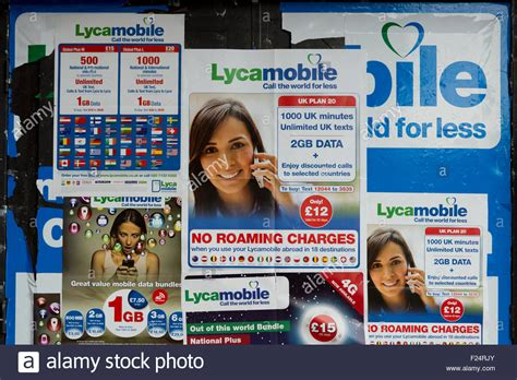 lyca mobile uk lycamobile stock photos lycamobile stock images alamy