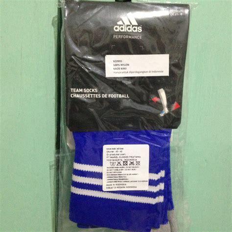 Kaos Kaki Adidas Biru jual adidas adisock 12 biru putih size 36 39 kaos