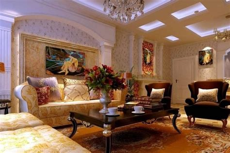 plaster ceiling living room interior design