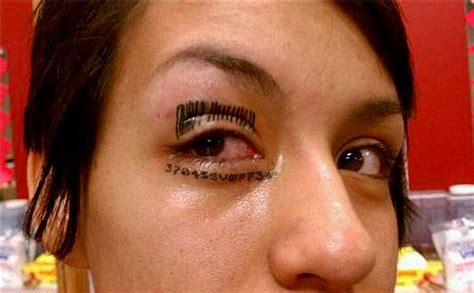 eyeball tattoo gone wrong bad tattoos top 50 of the world s worst tattoos