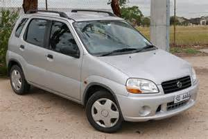 Suzuki Ignis 2002 Suzuki Ignis Wikiwand