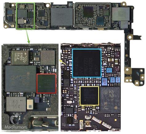 iphone 6s display and logic board shown booting to gear screen mac rumors