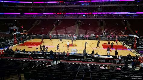 United Center Section 122 Chicago Bulls Rateyourseats Com