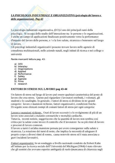 traduzione testo italiano inglese inglese per la psicologia traduzione testi