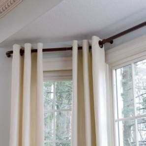 umbra drapery umbra curtain rods for the greatest home improvement