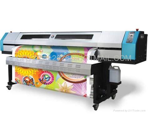 Printer Epson Eco Solvent epson dx5 eco solvent printer ty china plate