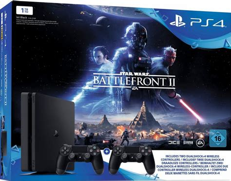 Ps4 Wars Battlefront playstation 4 ps4 1tb slim wars battlefront ii