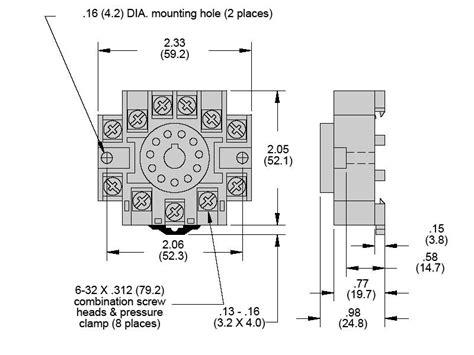 11 pin relay base wiring diagram wiring diagram