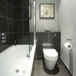 Small Bathroom Ideas Black And White by Tiny Bathrooms Small Bathroom Design Ideas Housetohome