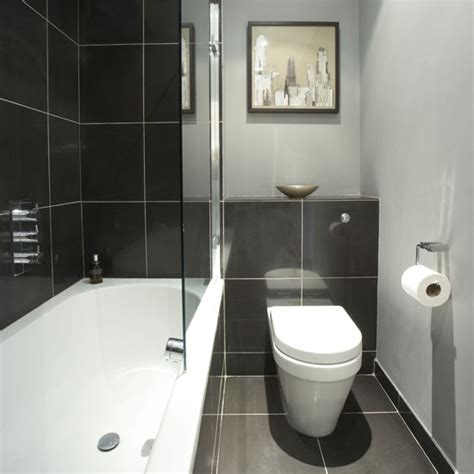 small bathroom ideas black and white tiny bathrooms small bathroom design ideas housetohome co uk