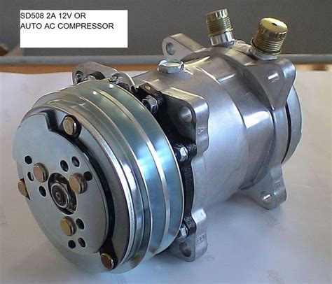 this is how an auto air conditioner compressor looks like auto airconditioner grandrapids
