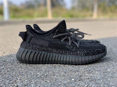 adidas yeezy boost 350 v2 static black for sale the sole line